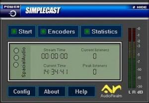 Instalação do Simplecast